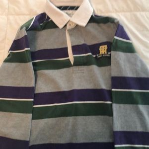 Tommy Hilfiger Rugby Style Long Sleeve